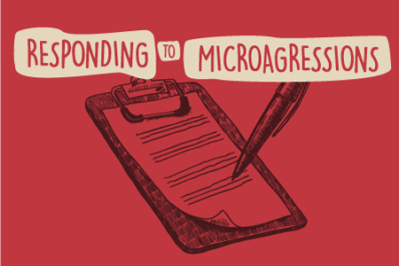 Responding to Microaggressions