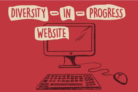 Diversity-in-progress website