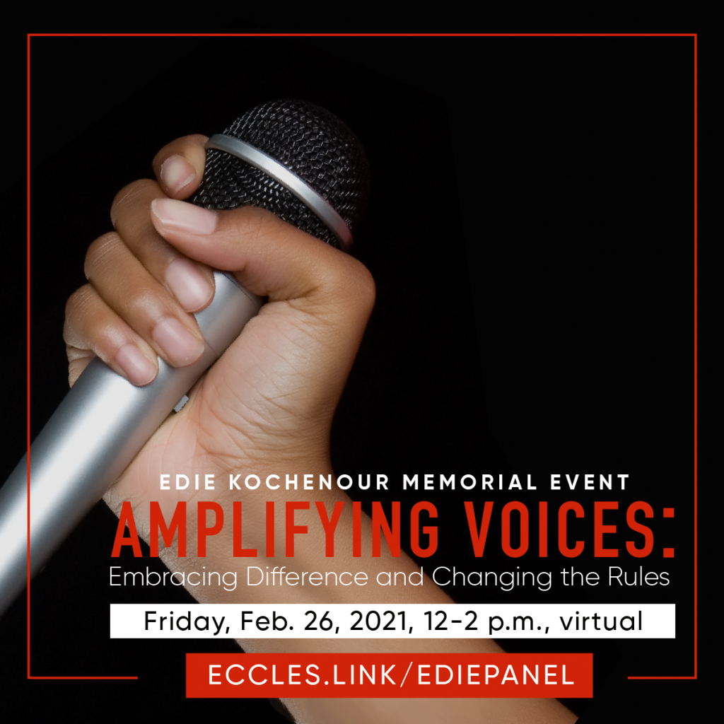 Amplifying Voices: Embracing Difference and Changing the Rules