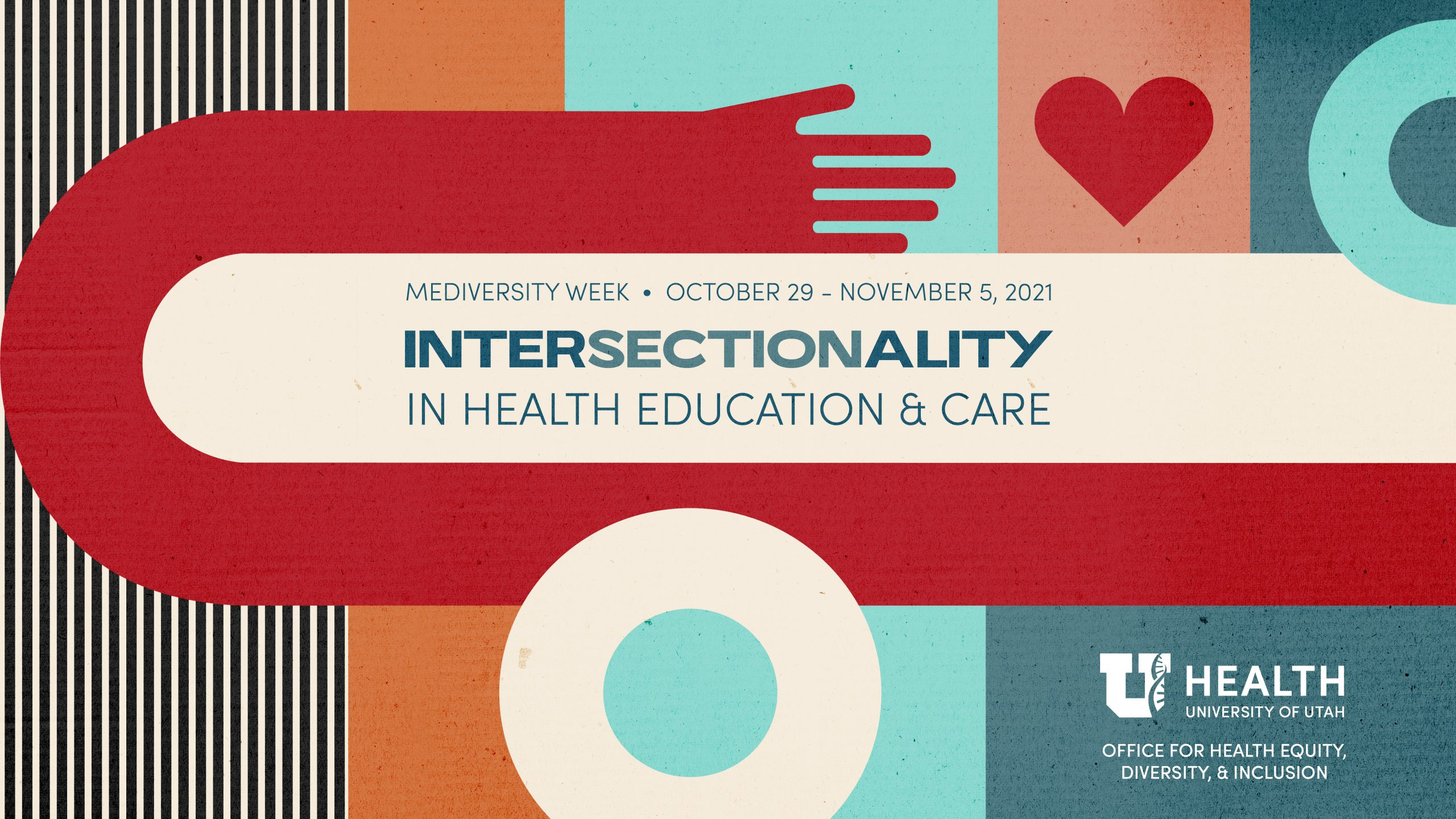 MEDiversity Week, Intersectionality in Health Education and Care