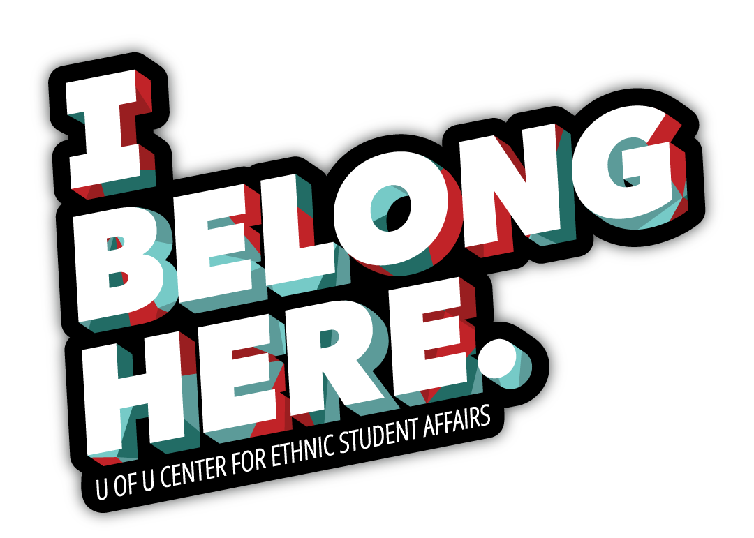 I belong here. U of U Black Cultural Center