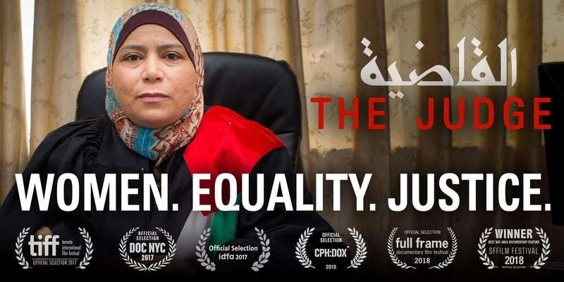 The Judge. Women. Equality. Justice.